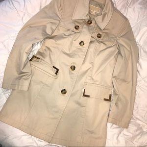 Michael Kors Rain Trench Coat